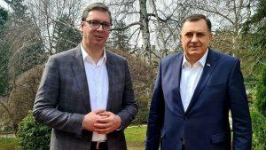 Vučić i Dodik sutra u Donjoj Gradini na Danu sećanja na žrtve Jasenovca