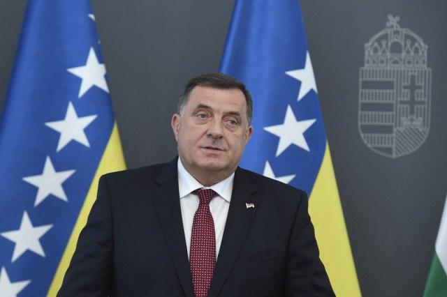 Sastali se Vučić i Dodik