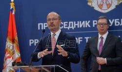 Vučić i Fabrici: Evropa i Srbija računaju jedna na drugu (VIDEO)