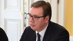 Vučić i Frejzer o vojnoj saradnji Srbije i Britanije