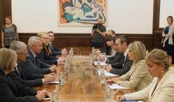Vučić i Havisto: Nedovoljno iskorišćene mogućnosti za ekonomsku saradnju Srbije i Finske