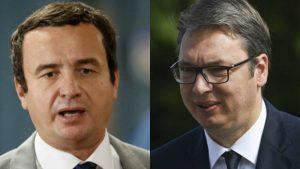 Vučić i Kurti odvojeno u EU