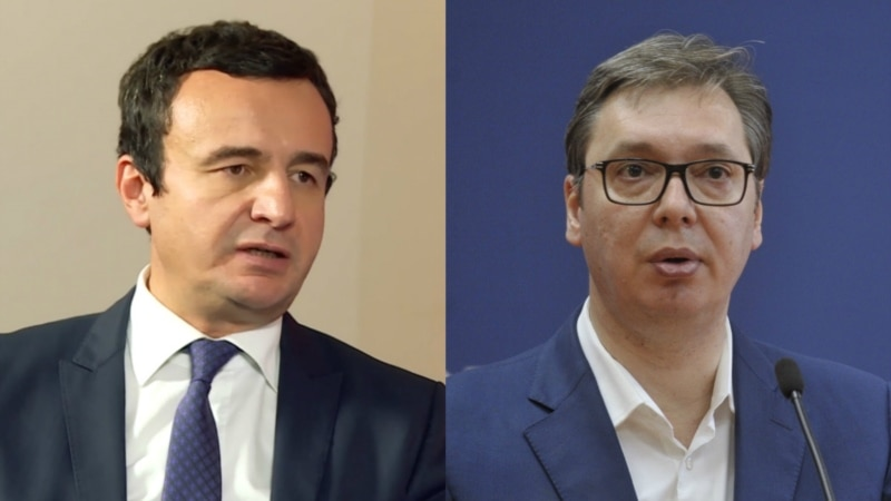 Vučić i Kurti bez dodirnih tačaka, susret ponovo u julu