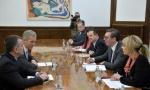 Vučić i Leanka za unapređenje političke i ekonomske saradnje