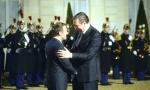 Vučić i Makron u četiri oka o mini šengenu: Predsednik Srbije razgovora sa francuskim kolegom