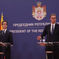 Vučić i Pendarovski posle sastanka: MINI ŠENGEN je budućnost regiona (VIDEO/FOTO)