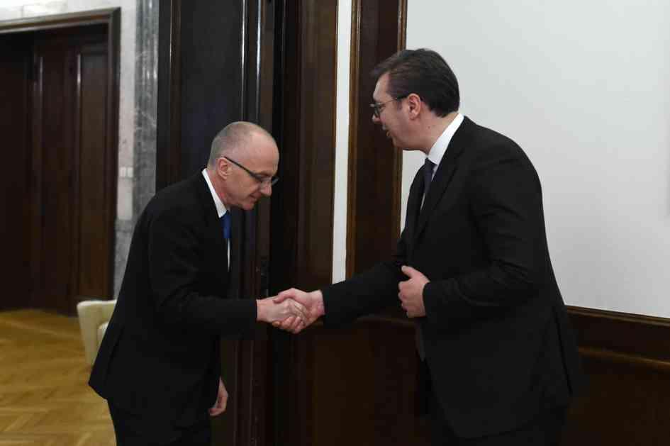 Vučić i Šib o novim, skorim nemačkim ulaganjima