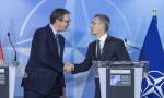 Vučić i Stoltenberg 8. oktobra u Beogradu
