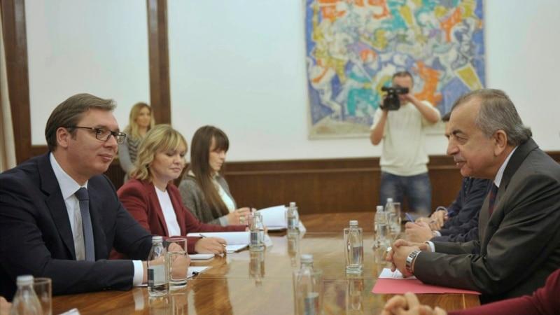 Vučić i Tanin uoči sednice SB UN o dijalogu