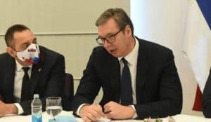 Vučić i Vulin podneće prijavu protiv sebe zbog slučaja Belivuk