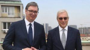 Vučić i zamenik ministra inostranih poslova Rusije: Visok stepen međusobnog razumevanja