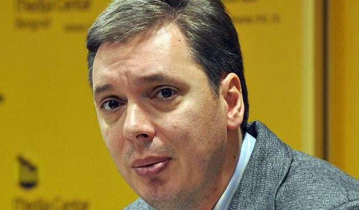 Vučić i zvanično kandidat SNS za predsednika Srbije