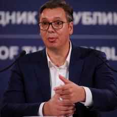 Vučić ima JASNU PORUKU za Pompea: Naterajte LAŽNU DRŽAVU da ukine takse pa da sednemo za pregovarački sto