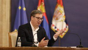 Vučić: Blokiranje auto-puta je čist terorizam