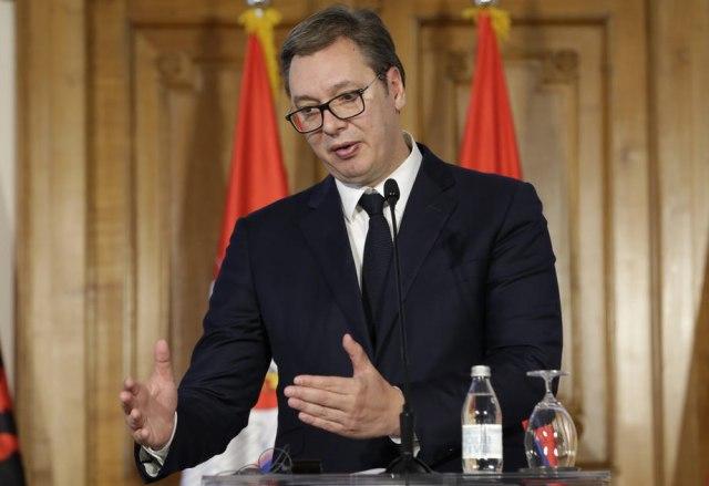 Vučić iz Ženeve: Vodićemo odgovornu politiku, rešićemo sve nesuglasice sa SAD