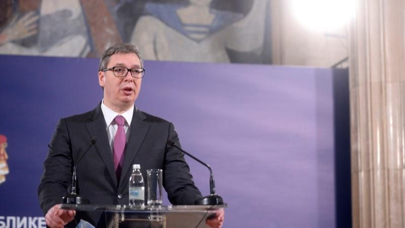 Vučić izvestio deo opozicije o dijalogu sa Kosovom