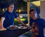 Vučić kod premijerke na večeri: Prvi put kod Ane FOTO