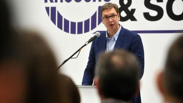 Vučić kritikovao Jeremića