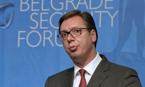 Vučić na Bezbednosnom forumu: Srbija će učiniti sve da sačuva regionalni mir