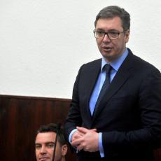 Vučić na Skupštini SNV-a: Uskoro poziv Kolindi da dođe u Srbiju