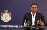Vučić na onlajn konferenciji Mali Šengen FOTO