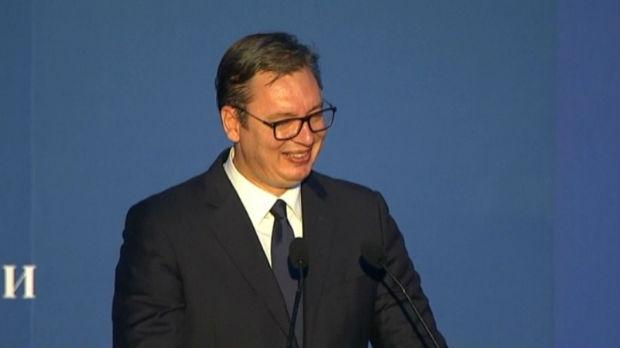 Vučić na otvaranju Miloša Velikog: Sedamdeset godina sanjali smo ovaj san