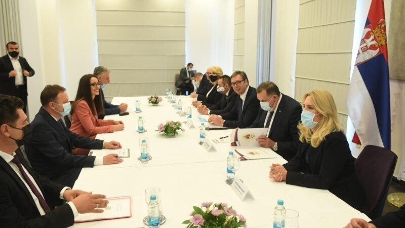 Vučić: Srbija poručuje da se Jasenovac i Oluja neće ponoviti