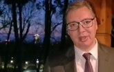 Vučić nakon teškog dana: Odgledajte, važno je VIDEO