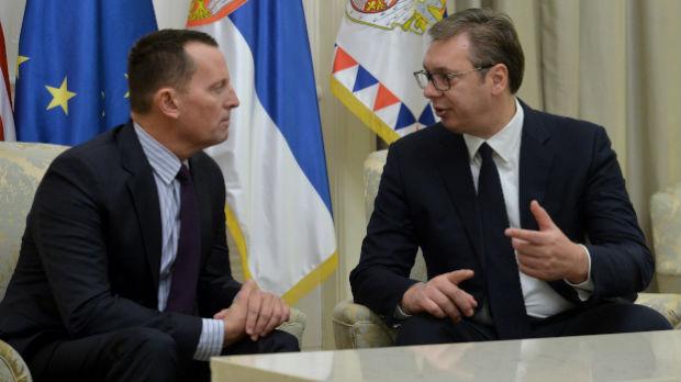 Vučić o Grenelu: Promisliću o susretu i potom izaći u javnost