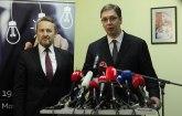 Vučić o Izetbegoviću: To će imati dalekosežne posledice