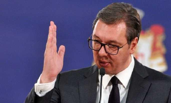 Vučić o Kosovu: Znam da neću uspeti, ali boriću se
