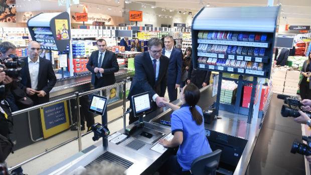 Lidl otvorio 16 prodavnica u Srbiji