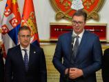 Vučić o Stefanoviću: Od njega najviše zavisi da li će ostati u stranci i Vladi