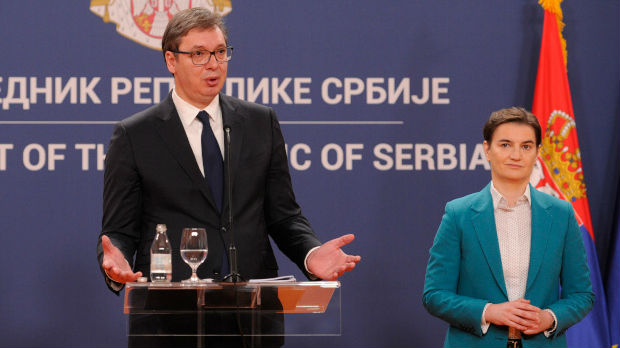 Vučić o incidentu u Skupštini: Direktno su odmogli Srbima u Crnoj Gori