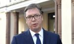 Vučić o izjavi Tačija: Srbija navikla na politiku Albanaca, dok svet ćuti