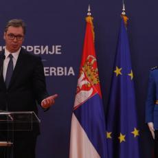 Vučić o sastanku Kurtija i Ugljanina: Našla krpa zakrpu!