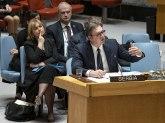 Vučić o sednici SB UN: Pokazali smo im šta su stvorili