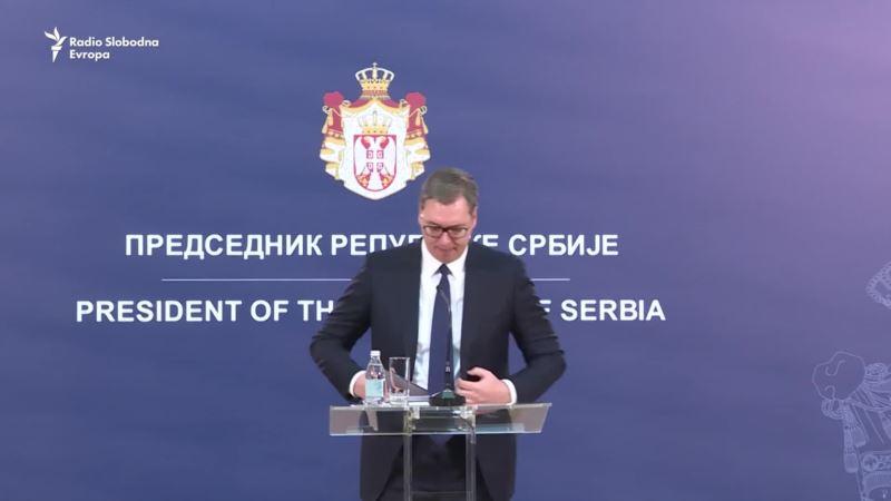 Vučić o špijunskoj aferi