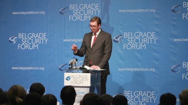 Vučić o vanrednim izborima: Ne bih im preporučio