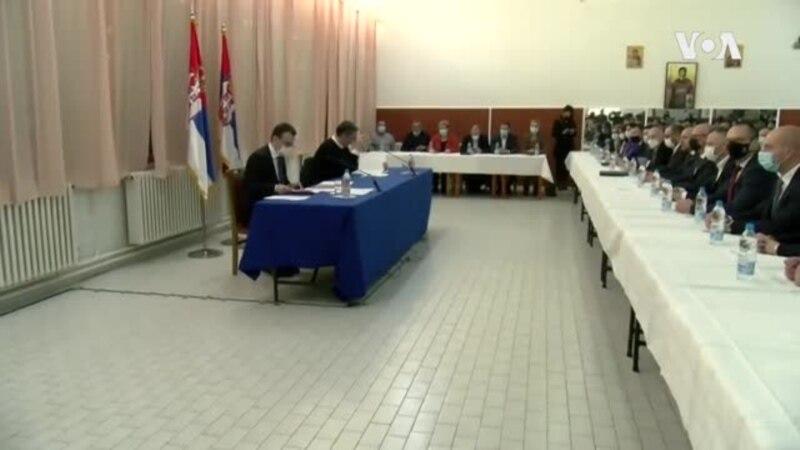 Vučić obećao pomoć i ulaganja Srbima sa Kosova