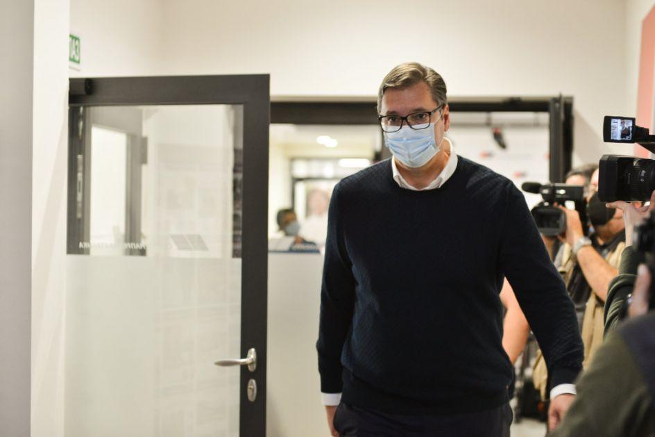 Vučić: Vakcinacija bitna da Srbiju pomeramo brže od drugih, imamo novca za pomoć