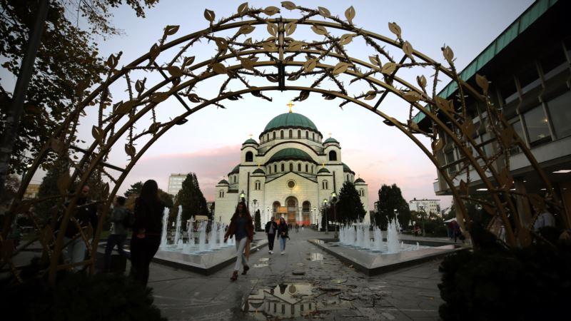 Vučić obišao završne radove na Hramu Svetog Save i poručio: Ovo će biti nova Aja Sofija