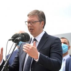 Vučić objasnio ODNOS SA PRIŠTINOM: Uloženi NADLJUDSKI NAPORI, a NAMERE LAŽNE DRŽAVE sve kvare