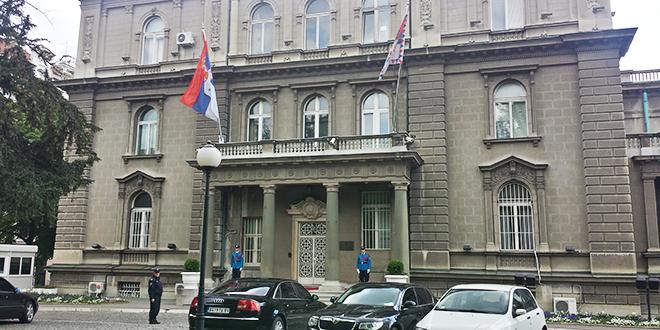 Predsednik Vučić odlikovao generala Stajversa iz Nacionalne garde Ohaja
