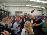 Vučić opet obećava: Turski Teklas kreće odmah sa zapošljavanjem, do marta posao za 600 bivših radnika Geoksa