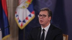 Vučić optužuje opoziciju da organizuje blokadu Rektorata