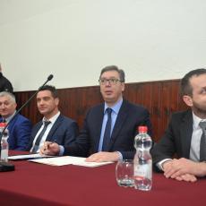 Vučić oštro odgovorio hrvatskim novinarima: Neću se IZVINJAVATI i PONIŽAVATI