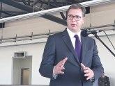 Vučić otvara novu fabriku nemačkog investitora koja će zapošljavati 400 radnika