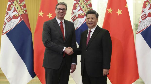 Vučić pisao Si Đinpingu - Srbija podržava suverenitet, teritorijalni integritet i nacionalnu bezbednost Kine