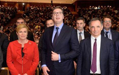 Vučić pitao Pupovca: Zašto nisi glasao protiv Zakona o braniteljima?